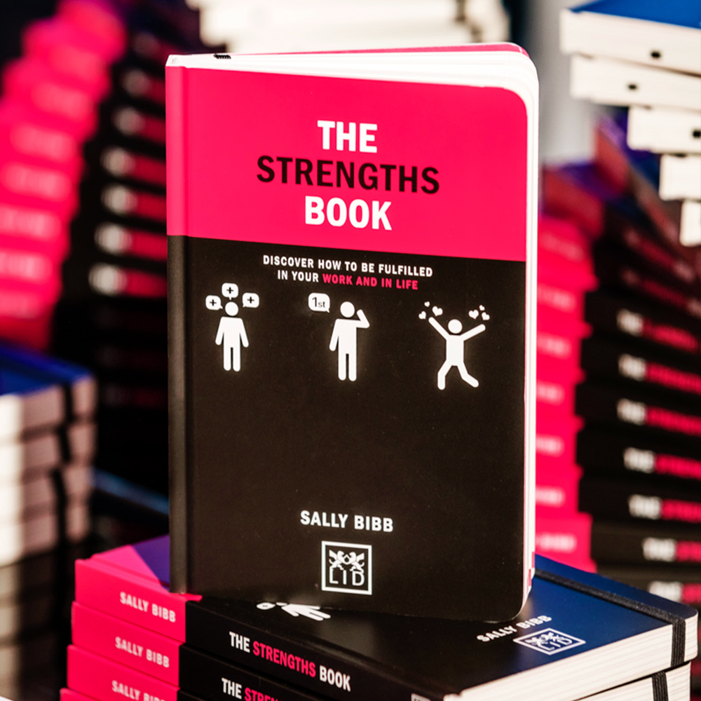the strengths book sally bibb