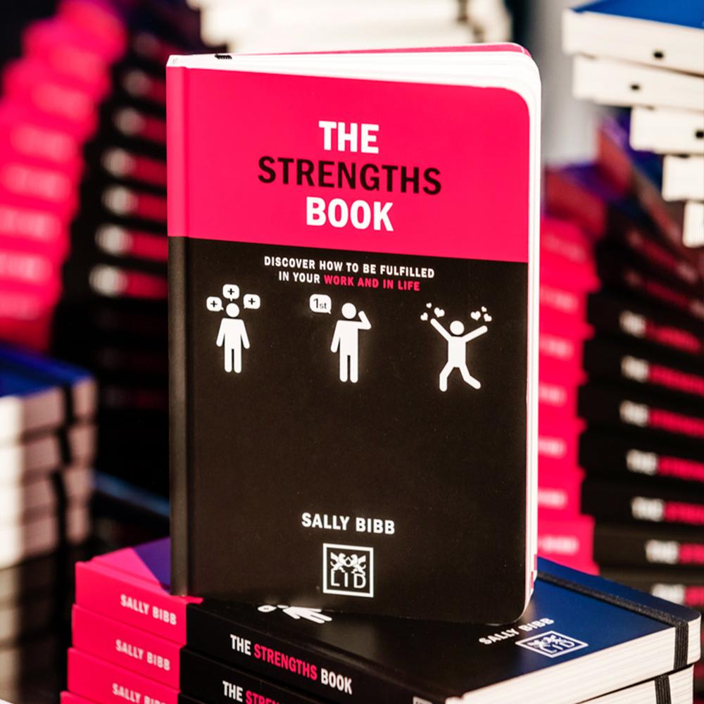 the strengths book sally bibb