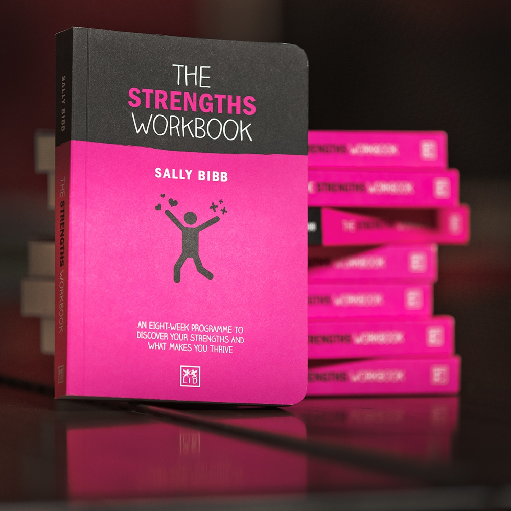 The Strengths Workbook by Sally Bibb