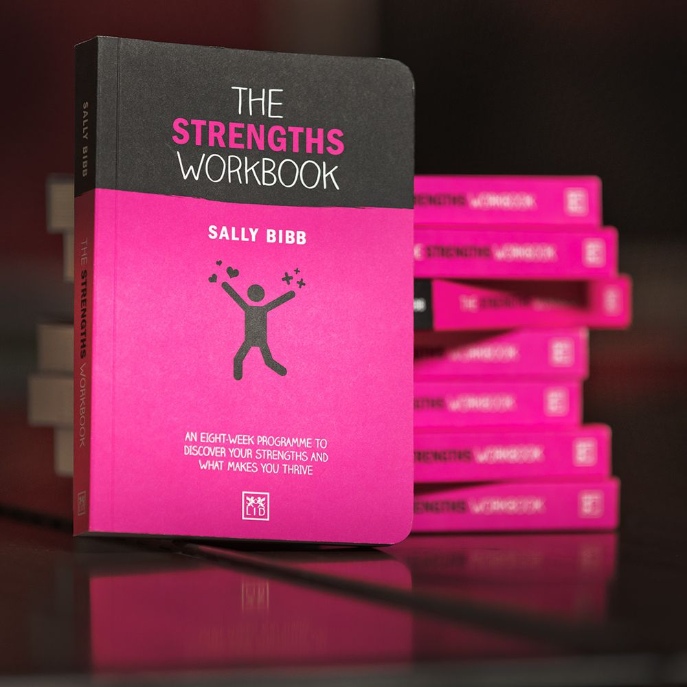 The Strengths Workbook Sally Bibb