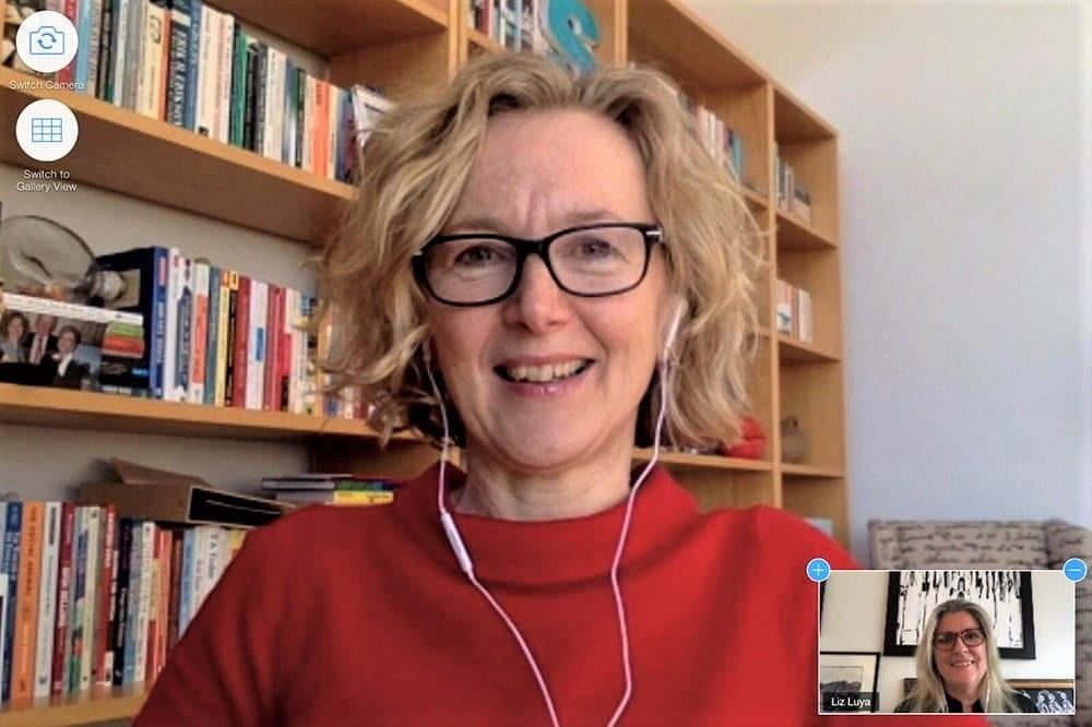 COVID-19 help for business leaders Sally Bibb Liz Luya blog
